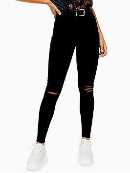 topshop-topshop-joni-ripped-high-waist-stretch-skinny-jeans-black