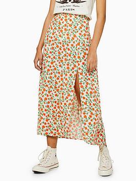 topshop-austin-double-split-floral-midi-skirt-multi