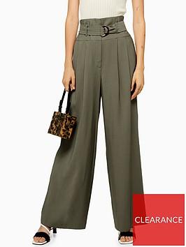 topshop-twill-wide-leg-trousers-khaki