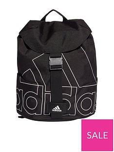 adidas-logo-backpack-blacknbsp