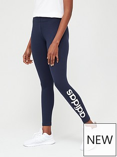 adidas-essential-linear-tight-navynbsp