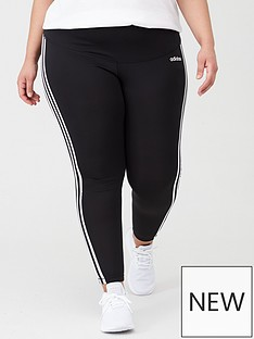 adidas-plus-d2m-tight-black