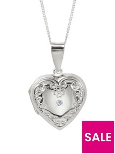 the-love-silver-collection-sterling-silver-cubic-zirconia-heart-locket-pendant-necklace