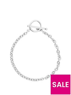 the-love-silver-collection-sterling-silver-classic-t-bar-bracelet
