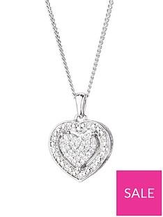 love-diamond-sterling-silver-12pt-diamond-heart-cluster-pendant-necklace