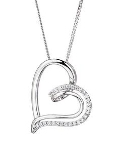 love-diamond-sterling-silver-23pt-diamond-heart-swirl-pendant-necklace