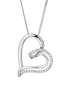 love-diamond-sterling-silver-23pt-diamond-heart-swirl-pendant-necklace