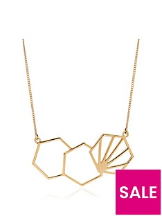 rachel-jackson-london-rachel-jackson-london-serenity-22-carat-gold-plated-hexagon-necklace
