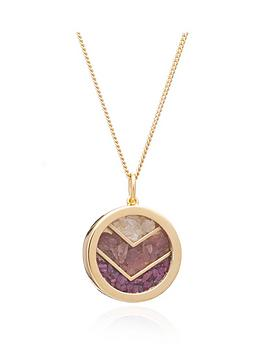 rachel-jackson-london-rachel-jackson-london-exclusive-love-and-joy-chevron-amulet-22-carat-gold-plated-necklace