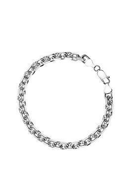 the-love-silver-collection-sterling-silver-2oz-anchor-link-chain-bracelet