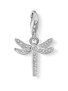 thomas-sabo-thomas-sabonbspzirconia-dragonfly-charm