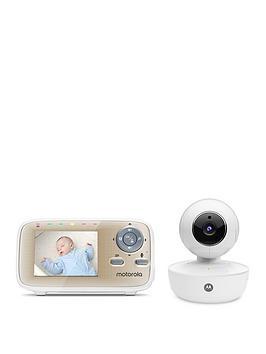 Motorola Motorola Mbp669 Connect Video Monitor With Wifi