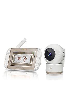 Motorola Halo+ Connected Above Crib Smart Video Baby Monitor