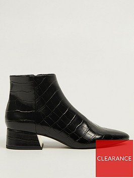 mango-croc-gold-heel-ankle-boots