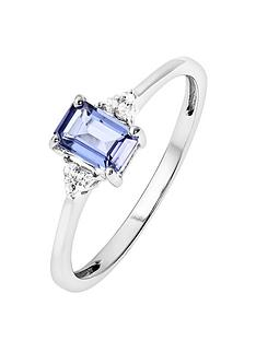 love-gem-9ct-white-gold-diamond-set-tanzanite-ring