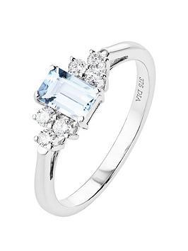 love-gem-9ct-white-gold-15pt-diamond-and-sky-blue-topaz-ring