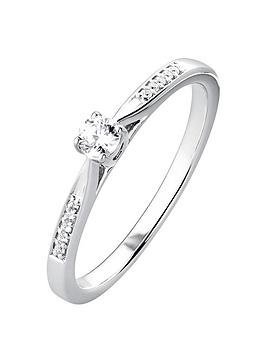 love-diamond-9ct-white-gold-14pt-diamond-solitaire-ring