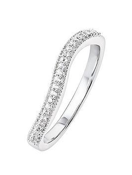 love-diamond-9ct-white-gold-diamond-set-wave-band-ring