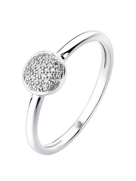 love-diamond-9ct-white-gold-diamond-set-pave-cluster-ring