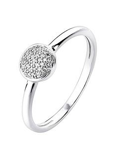 love-diamond-9ct-white-gold-diamond-set-pave-cluster-ring