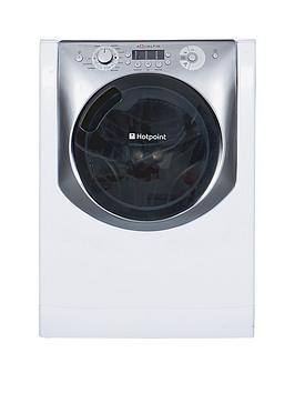 hotpoint-aqualtis-aq113f497e-1400-spin-11kg-load-washing-machine-white