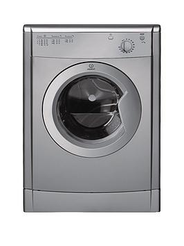 Indesit Idv75S 7Kg Vented Tumble Dryer - Silver
