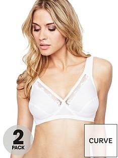 playtex-cross-your-heart-soft-bras-2-pack