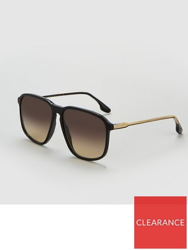 victoria-beckham-guillochegrave-aviator-sunglasses