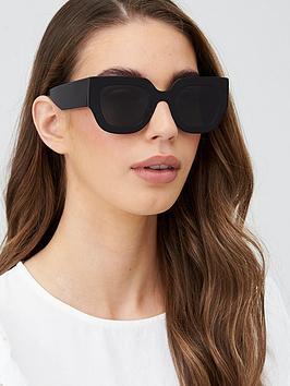 victoria-beckham-classic-logo-square-sunglasses