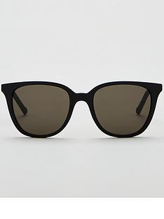 dkny-in-motion-roundnbspsunglasses-black
