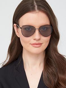 dkny-city-native-aviator-sunglasses-grey