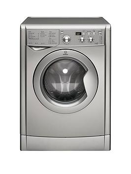indesit-iwdd7143s-1400-spin-7kg-wash-5kg-dry-washer-dryer-silver