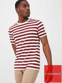 jack-jones-larry-stripe-t-shirt-redwhite