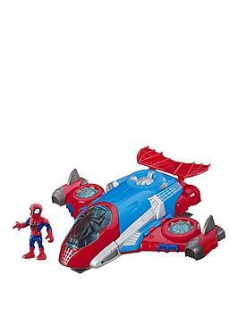 marvel-playskool-heroes-marvel-super-hero-adventures-spider-man-jetquarters