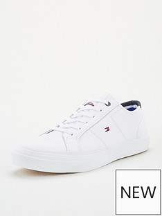 tommy-hilfiger-core-corporate-flag-trainers-white