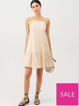 v-by-very-dropped-hem-linen-mixnbspdress-oatmeal