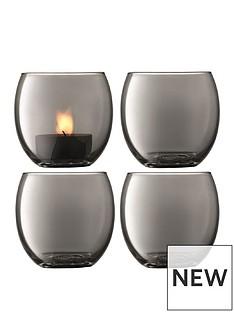 lsa-international-handmade-zinc-set-4-tealight-holders
