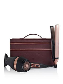 ghd-platinum-styler-amp-air-hair-dryer-deluxe-gift-set