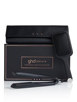 Ghd Platinum+ Styler With Paddle Brush, Box &Amp; Heat-Resistant Bag