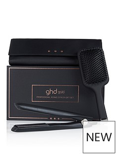 ghd ghd Gold with Paddle Brush, Box & Heat-Resistant Bag