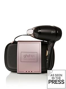 ghd flight™ Travel Hair Dryer & Case Gift Set