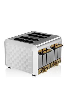 swan-swan-gatsby-range-4-slice-toaster-whitegold