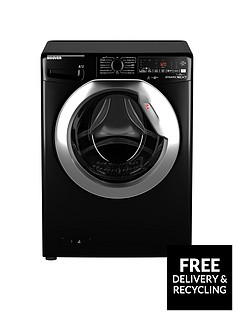 hoover-dwoa411ahc8b-80-11kgnbspload-1400-spin-washing-machine-blackchrome-door