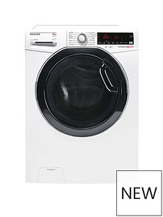 Hoover DWOA413HLC3G-80 13kg, 1400 Spin Washing Machine- Graphite/Tinted Door