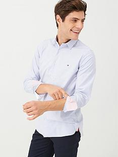 tommy-hilfiger-ithaca-long-sleeved-shirt-pale-blue