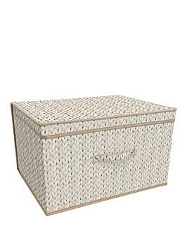 jumbo-storage-chest-ndash-printed-knit