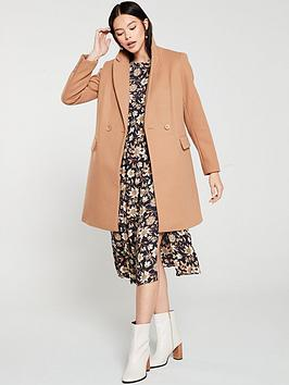 oasis-london-tailored-coat-tan