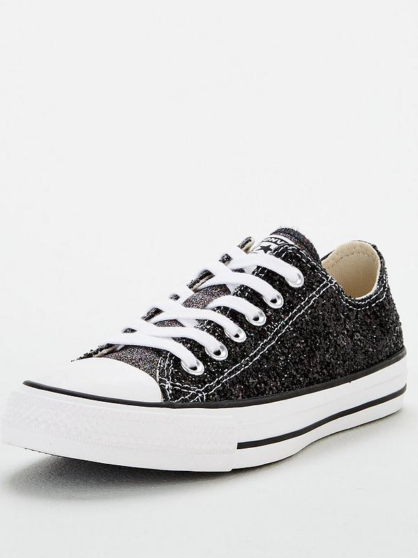 Galaxy Dust Chuck Taylor All Star Low Top BlackWhite