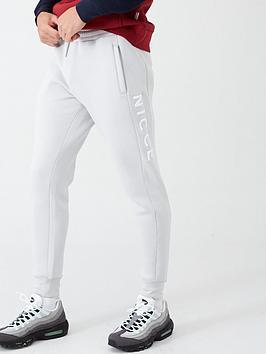 nicce-rhodium-joggers-light-grey