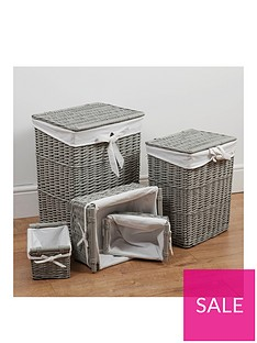 5-piece-rattan-storage-set